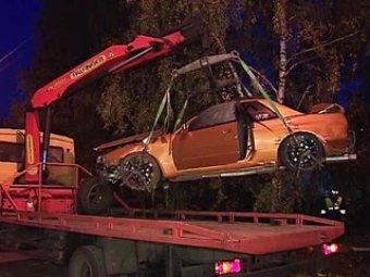 На юге Москвы уличный гонщик сбил 6 человек