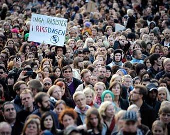 В шведский парламент прошли националисты, мечтающие закрыть страну для мусульман