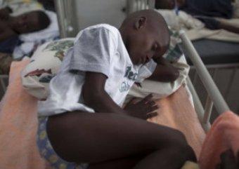 Штам холеры на Гаити убивает за 3 часа: уже погибли 220 человек