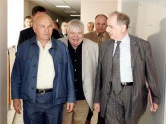 Юрий Лужков уже нашел новую работу за 1 рубль в месяц
