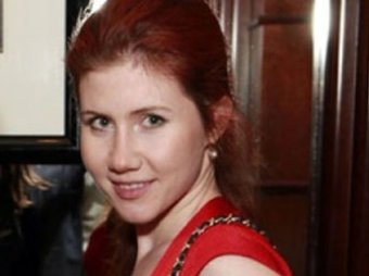Анну Чапман взяли на работу в ФСБ