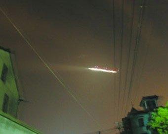 В Китае снова закрыли аэропорт из-за НЛО