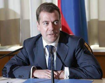 Медведев заговорил о смертной казни для проворовавшихся чиновников
