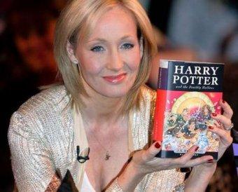 """Автор """"Гарри Поттера"""" призналась, что подумывает о самоубийстве"""