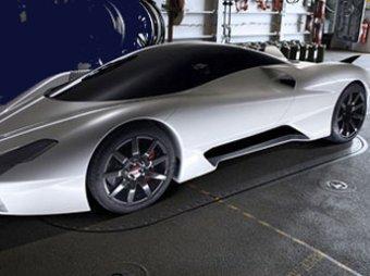 Впервые появились фотографии самого быстрого автомобиля