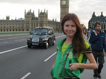 Анну Чапман уличили в краже