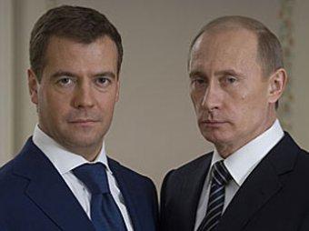 Увольнение Лужкова помогло Медведеву сравняться с Путиным