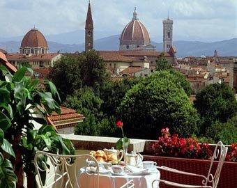 Названы лучший город Европы и лучшие отели в мире