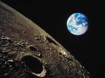 Россия построит на Луне космическую базу