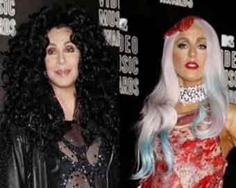Леди Гага запишет дуэт с Шер