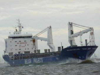 Освобождено захваченное пиратами судно с россиянами на борту