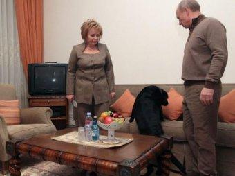 Западные СМИ не поверили в счастливый брак Владимира Путина