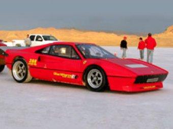 Самый быстрый автомобиль на планете разогнался до 443 км/ч