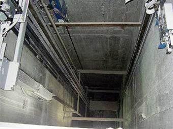 В Воронеже рухнул лифт со студентами