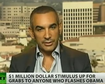 "Миллиардер заплатит  млн за ""стриптиз"" перед Обамой"