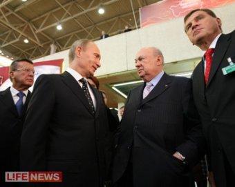 Первый кандидат на пост мэра Москвы определился после встречи с Путиным