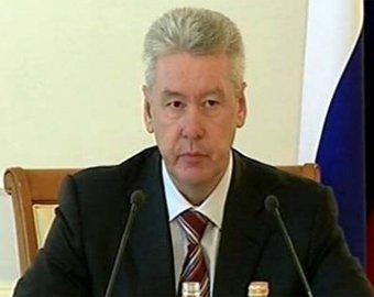 Собянин выгнал с совещания неподготовленных чиновников