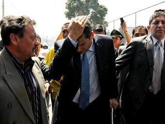 Полицейский мятеж в Эквадоре: ранены президент и глава МИД