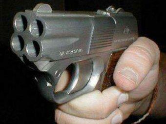 В Москве капитан медицинской службы устроил стрельбу на улице