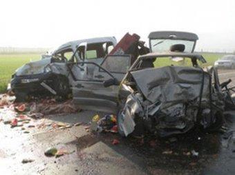 ДТП в Кемеровской области: погибли 5 человек