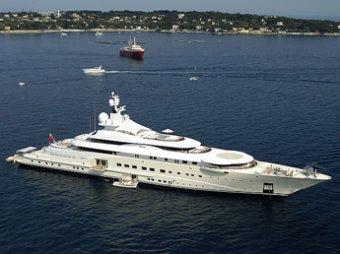 Абрамович отказывался платить за яхту, которую построили по его заказу