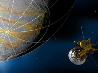 На спутнике Сатурна обнаружена кислородная атмосфера