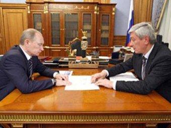Путин узнал об откатах в московской мэрии