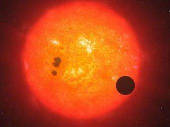 Астрономы обнаружили планету-пришельца из другой галактики
