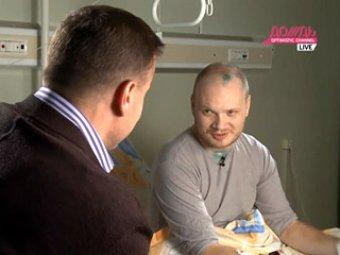 Олег Кашин дал первое интервью после нападения Леониду Парфенову