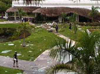 При взрыве в отеле Мексики погибли 7 человек
