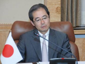 Японский посол покинул Москву