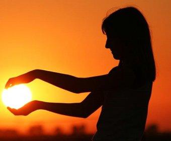 Жительница Испании оформила в собственность ... солнце