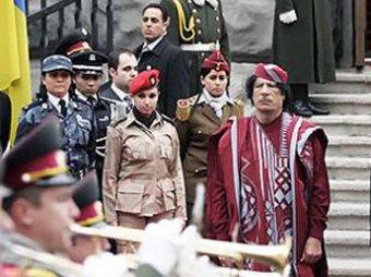 WikiLeaks: украинская медсестра оказывает огромное влияние на Каддафи