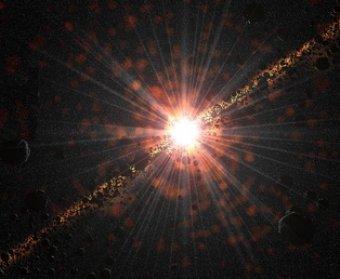Ученые выяснили, какой была Вселенная сразу после Большого Взрыва