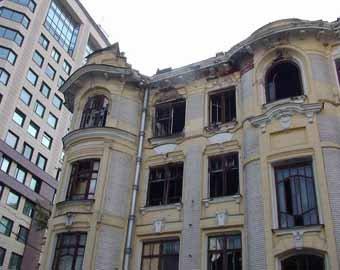 Названы десять исторических зданий Москвы, находящихся в самом запущенном состоянии.