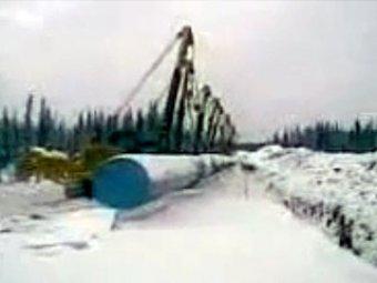 Скандальный блогер выложил убойное видео: так строят трубопровод только в России