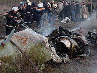 В Омской области разбился вертолет Ми-8, погибли 7 человек