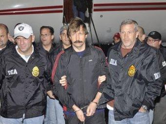 Виктор Бут доставлен в следственный изолятор в Нью-Йорке