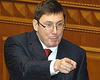Экс-глава МВД Украины подрался с советником министра внутренних дел