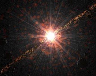 На коллайдере воссоздали Большой взрыв, породивший Вселенную