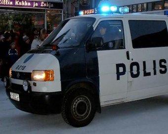 В Финляндии автобус с россиянами попал в ДТП
