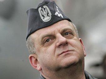 Пилотам Качиньского помешал глава ВВС Польши