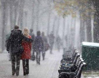 Во вторник на Москву обрушится сильный снегопад