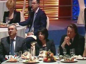 СМИ: скандальная речь Парфенова может аукнуться Эрнсту проблемами