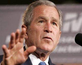 Джордж Буш высмеял главу Facebook