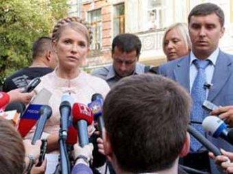 Тимошенко допрашивали 12 часов подряд