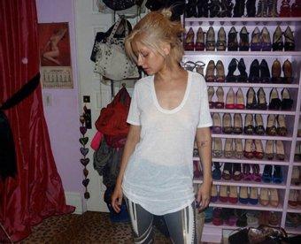 В Интернет просочились снимки голой Кристины Агилеры