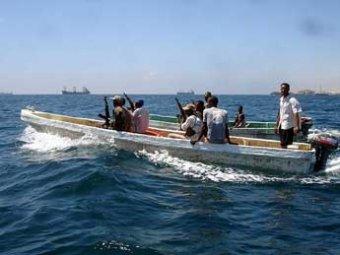 Сомалийские пираты атаковали российский танкер