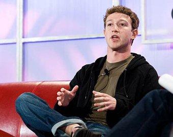 Основатель Facebook отдаст половину состояния на благотворительность