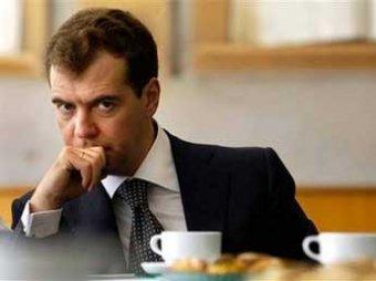 Медведев назвал пять главных событий 2010 года